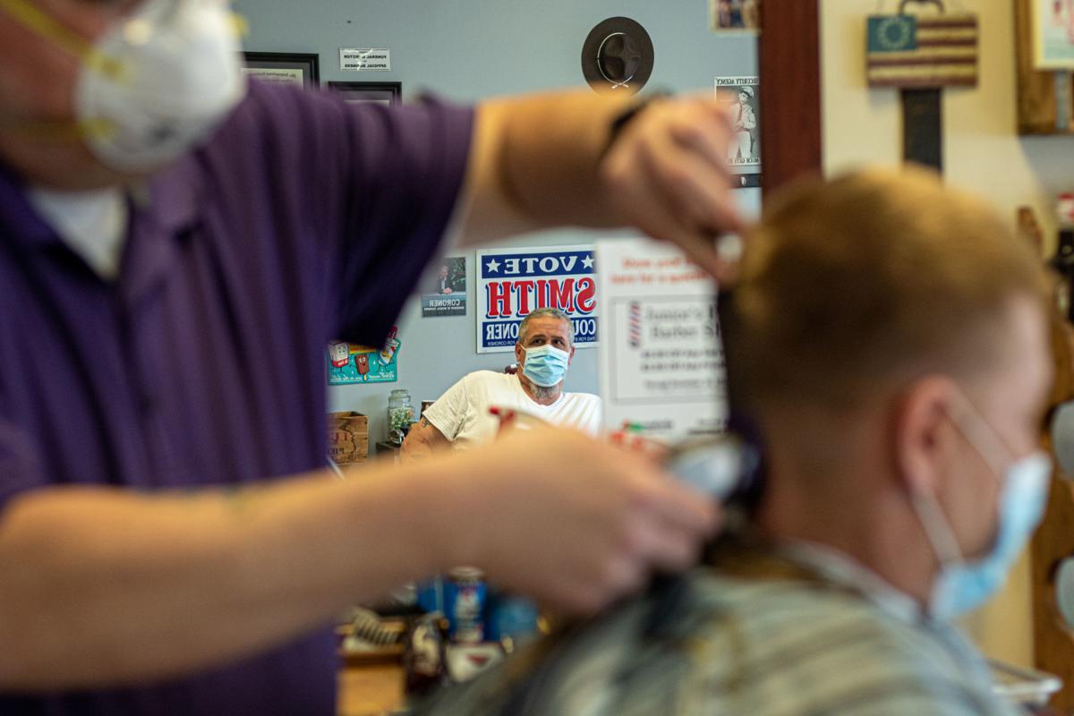 Juniors Barber