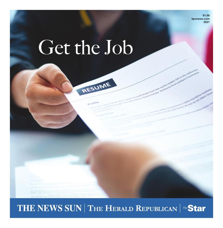 Get The Job Winter 2021