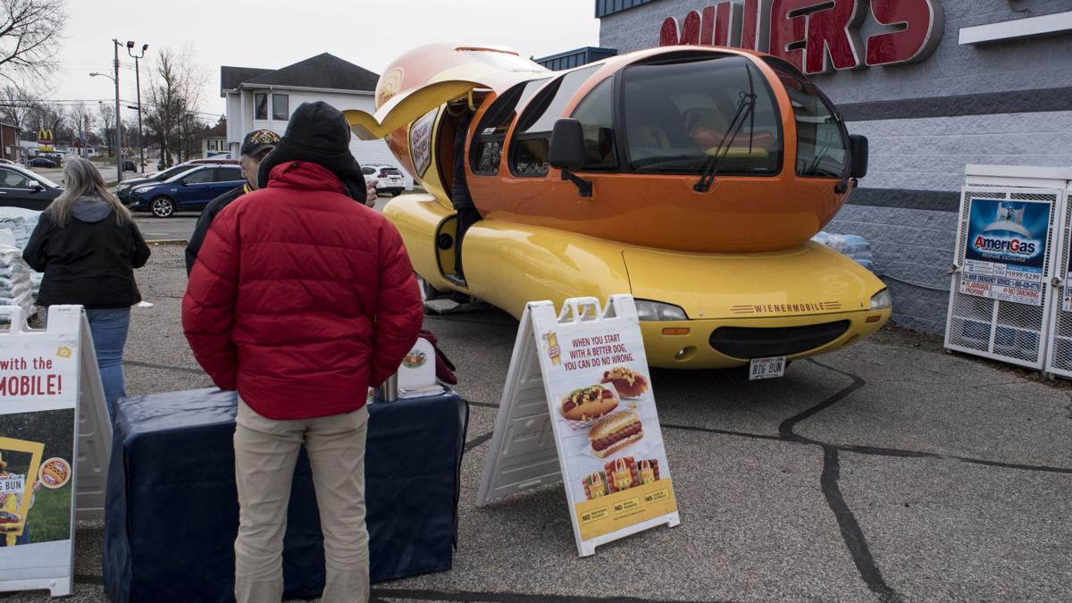 Oscar Mayer Wienermobile back in northern Indiana