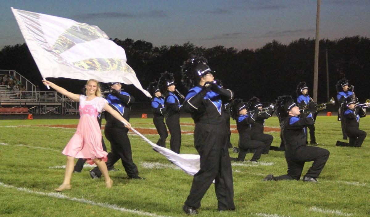 Garrett band performs at DeKalb
