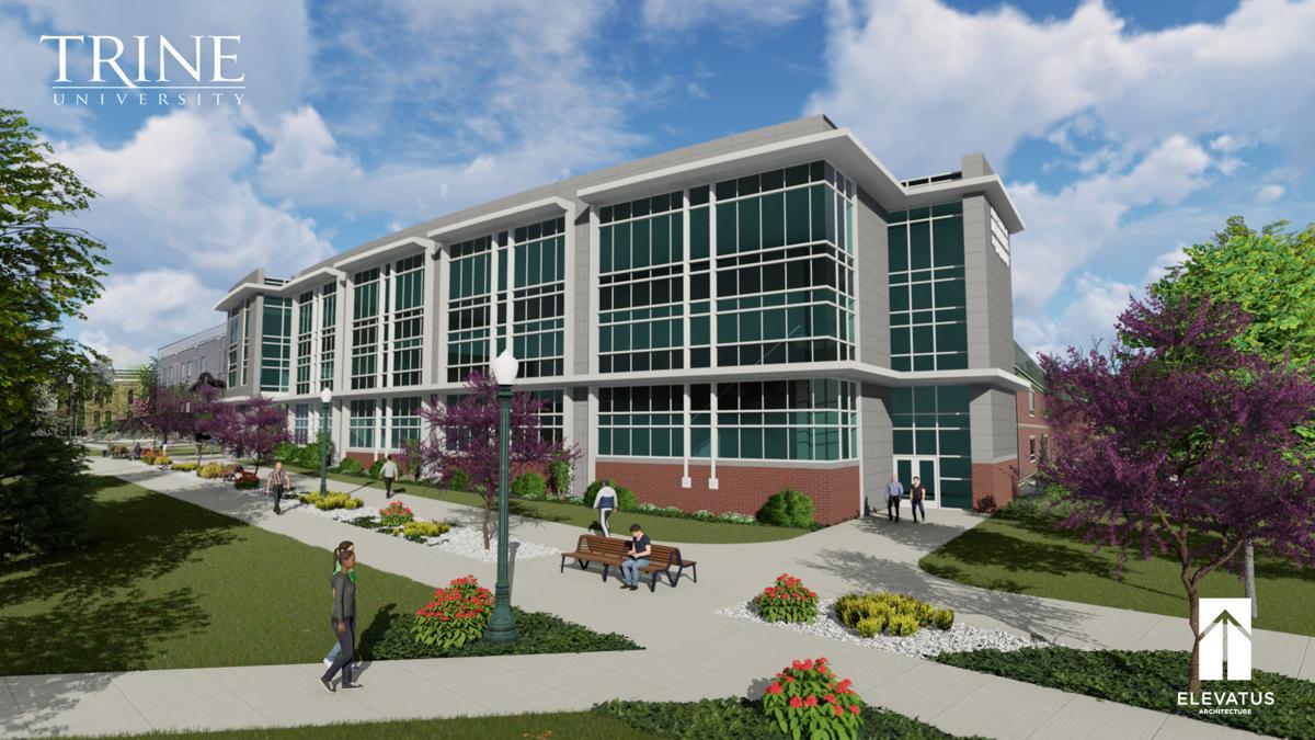 Trine to launch new School of Computing