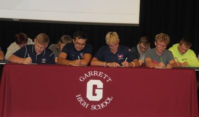 Garrett students join apprenticeship program