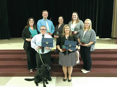 East Noble names teachers of the year