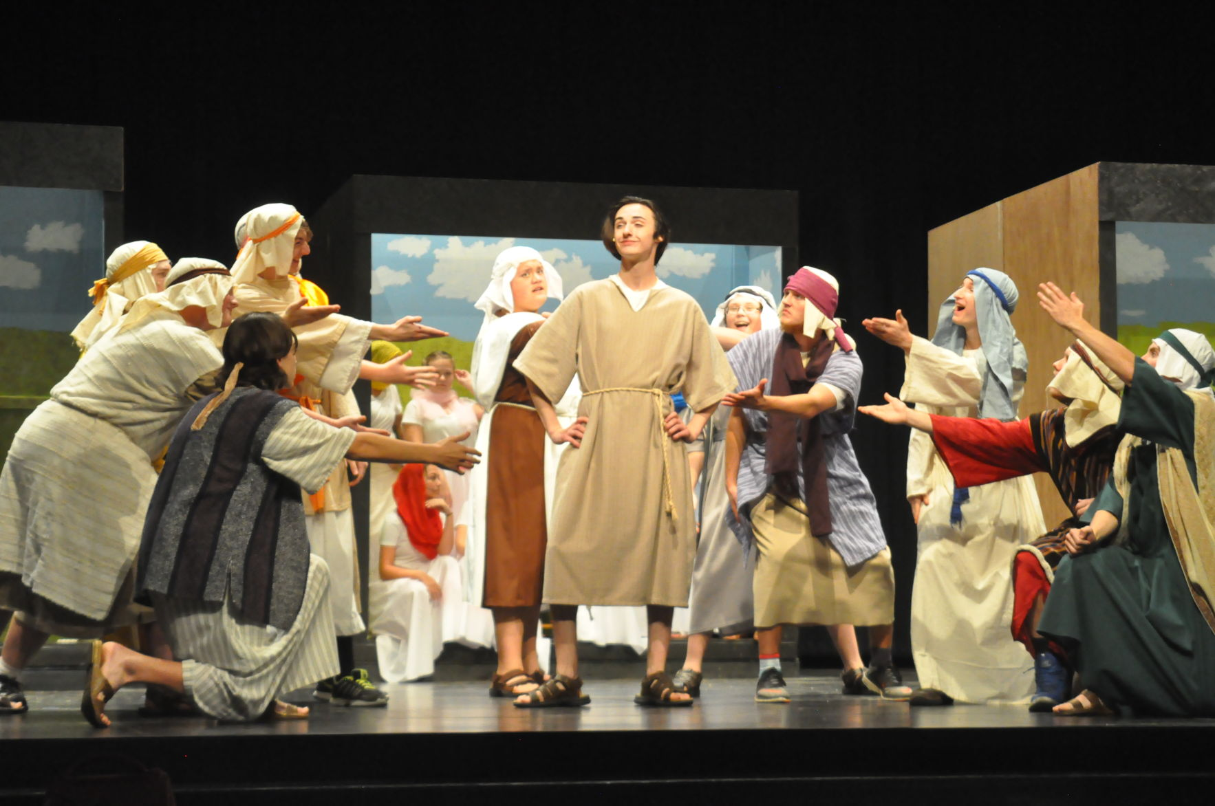 event sponsor proposal%0A Prairie Heights presents Joseph and the Amazing Technicolor Dreamcoat    Photo Galleries   kpcnews com