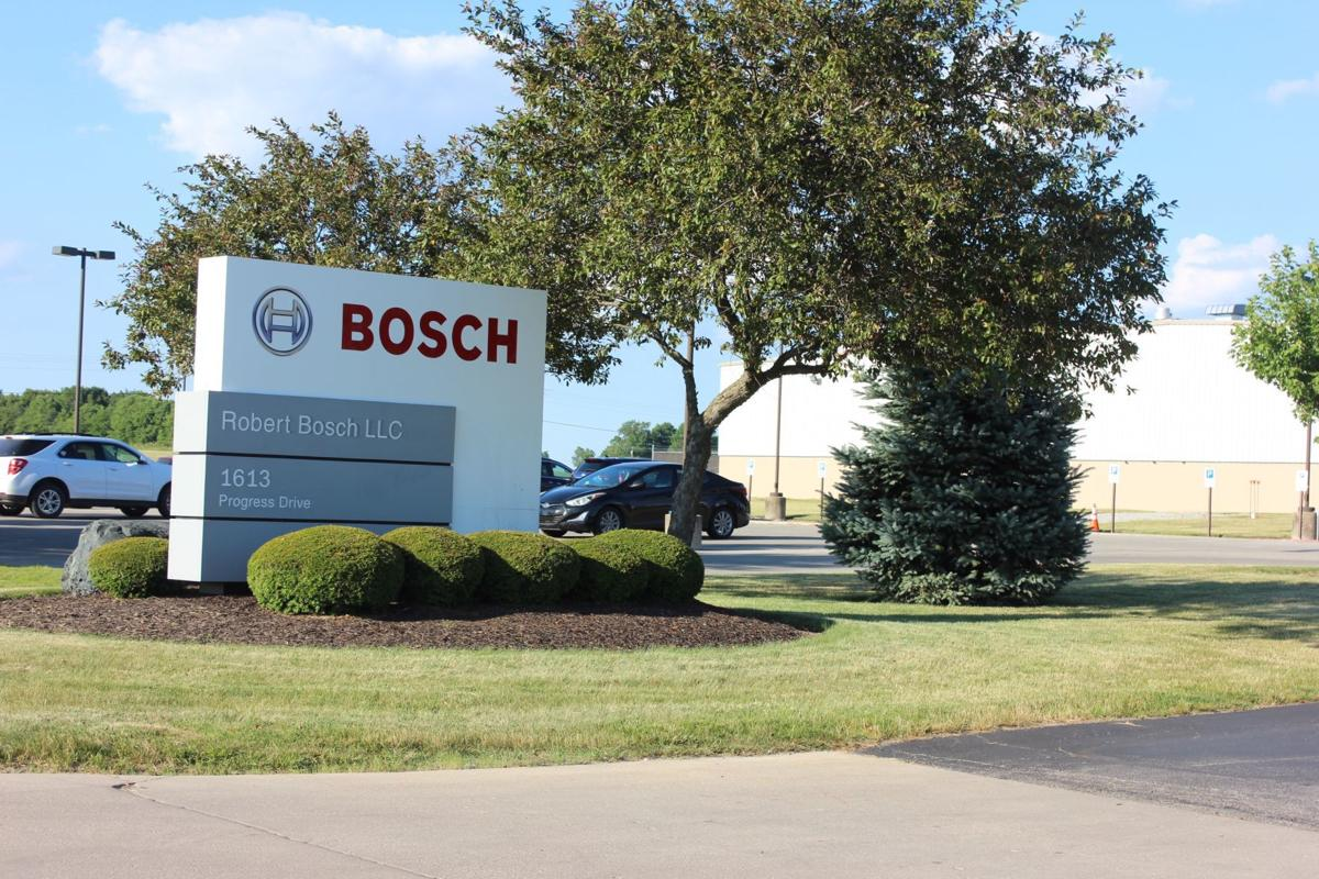 Bosch plans large expansion in Albion