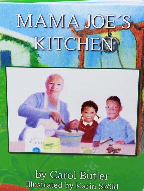 Mama Joe's Kitchen
