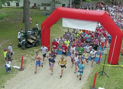 Murch wins Crooked Lake Freedom 5-miler