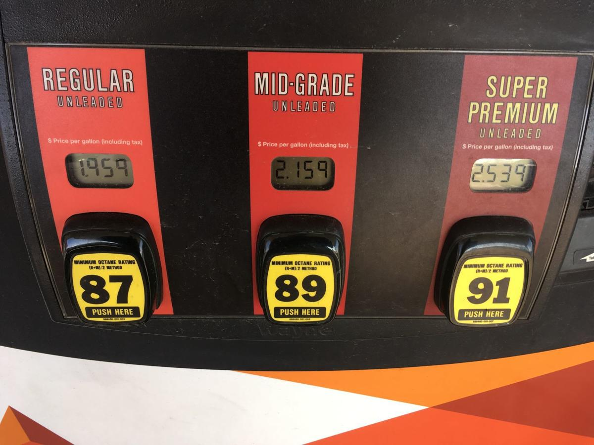 Low Gas Prices >> Don T Get Used To These Low Gas Prices News Sun Kpcnews Com