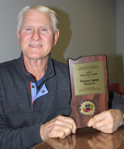 Tom Smith, Indiana Association of Fairs Hall of Fame