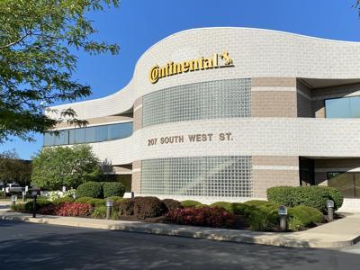 Continental's ContiTech research and development center in Auburn