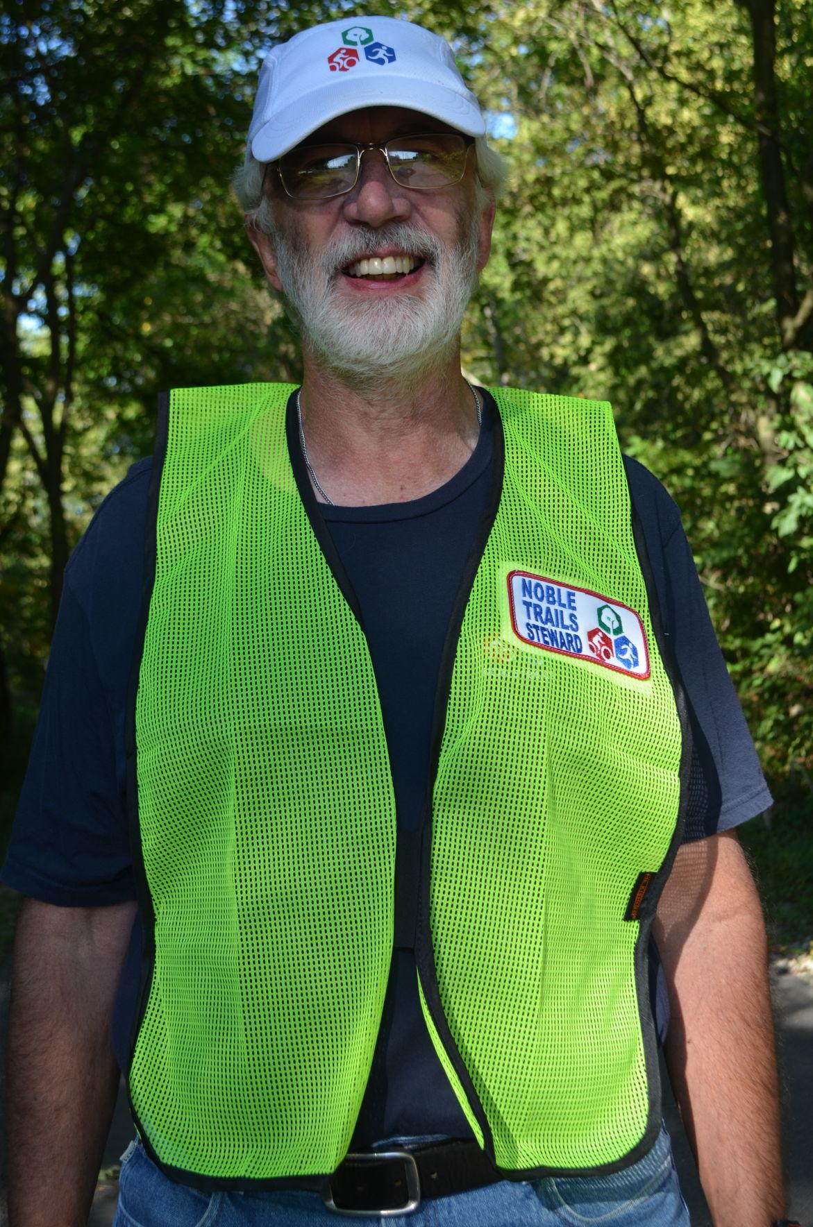 Safety vests for stewards