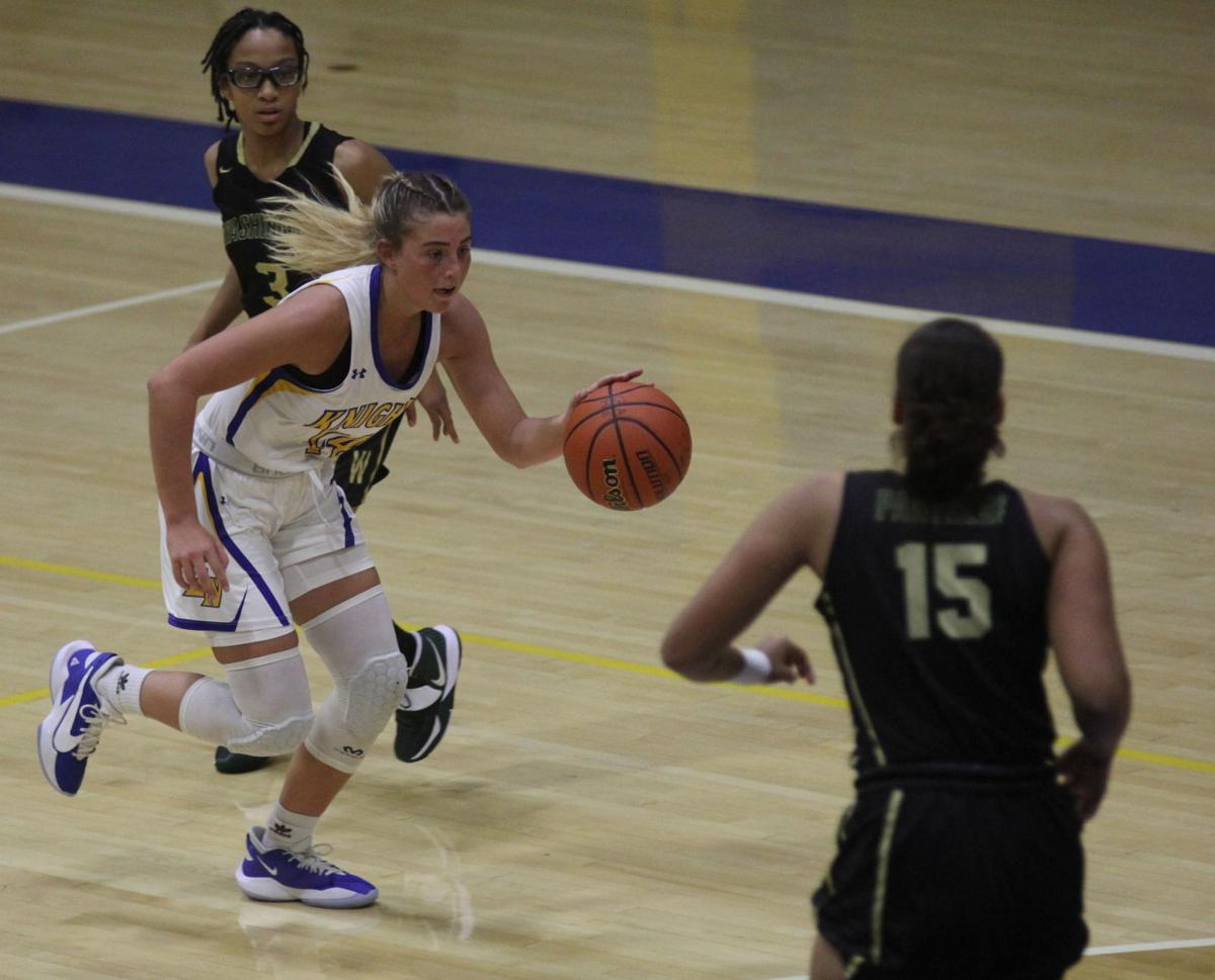 South Bend Washington vs. East Noble girls basketball