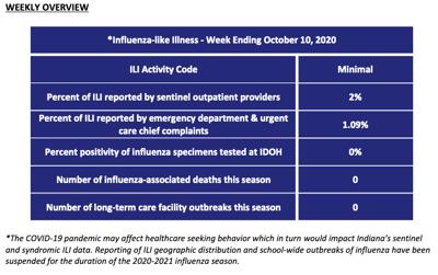 Week 2 flu report