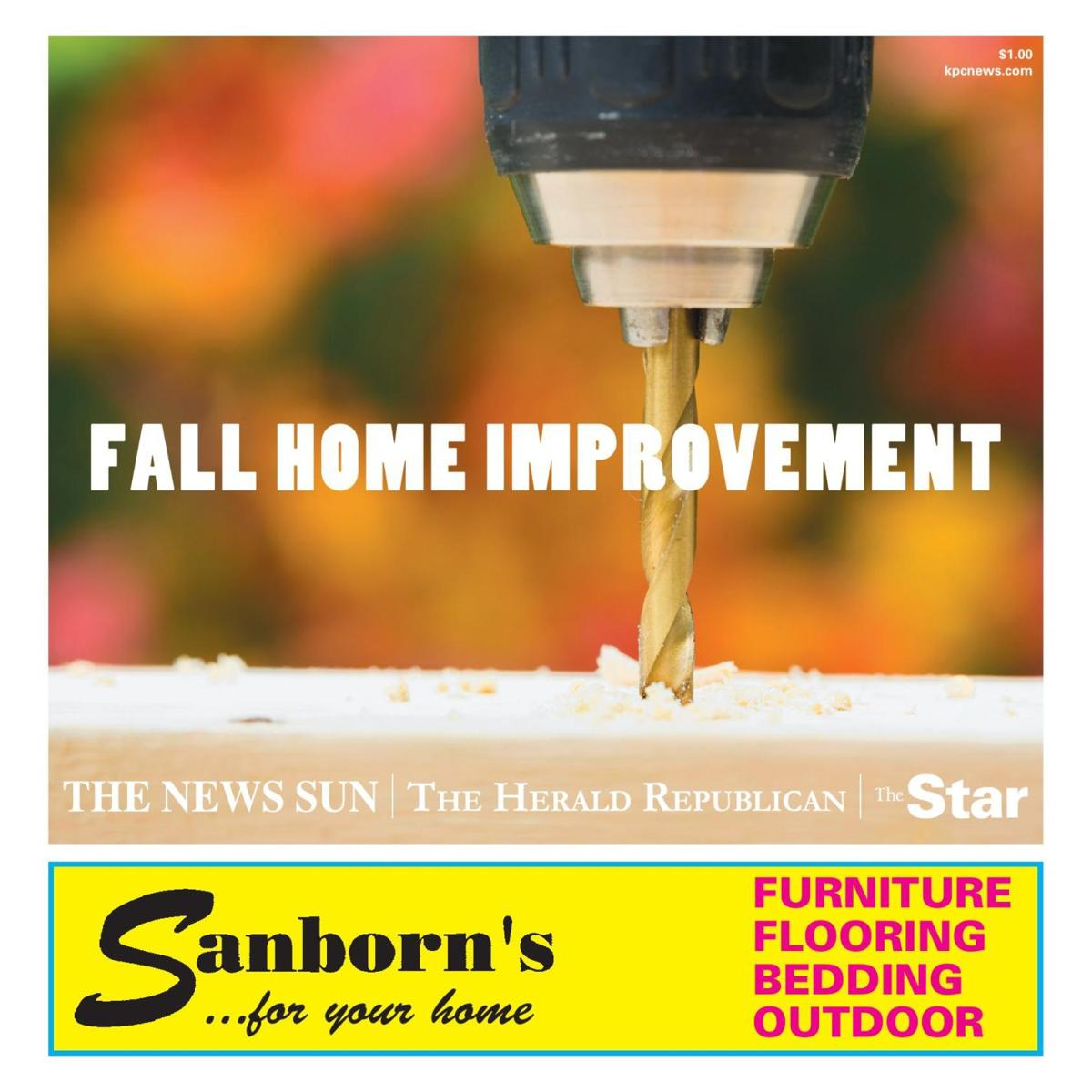 Fall Home Improvement 2018
