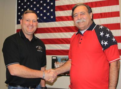 Travis Holcomb-Brian Lamm Veterans Service Office