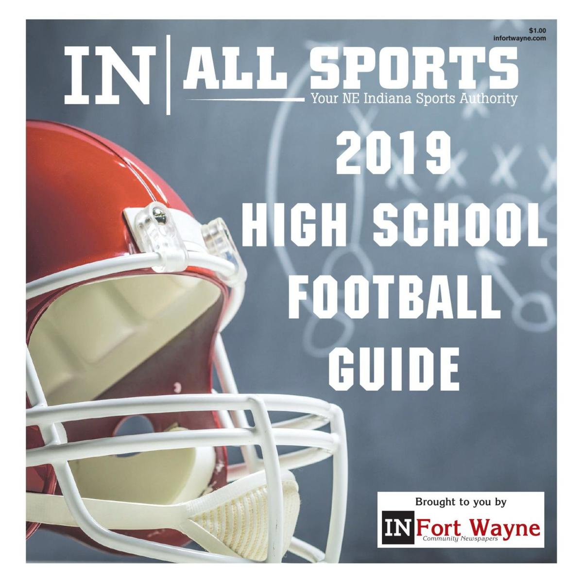 IN|All Sports 2019 High School Football Guide
