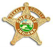 DeKalb County Sheriff badge logo