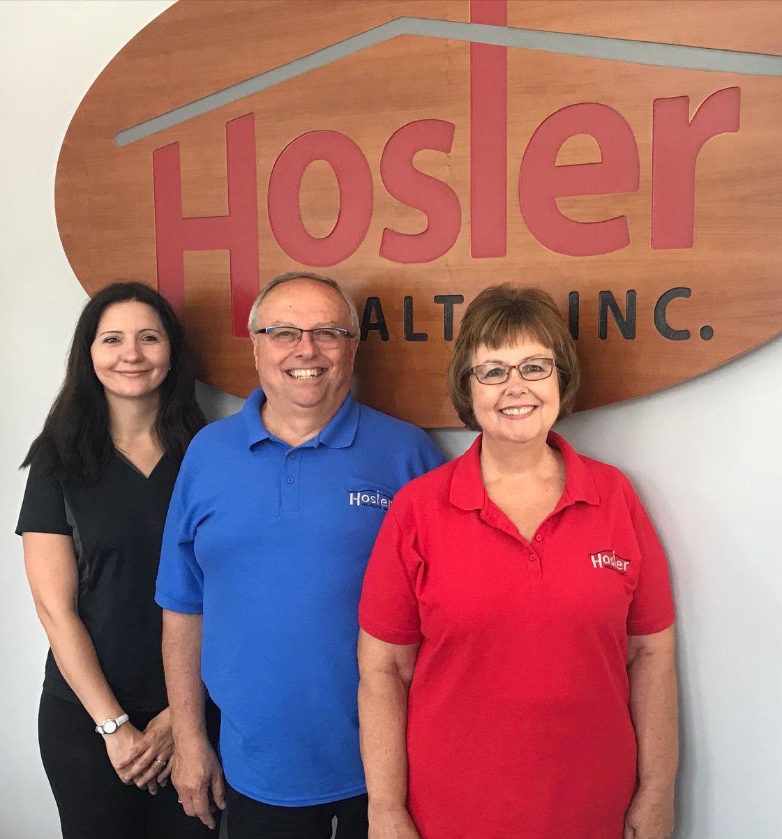 Hosler Realty associate brokers