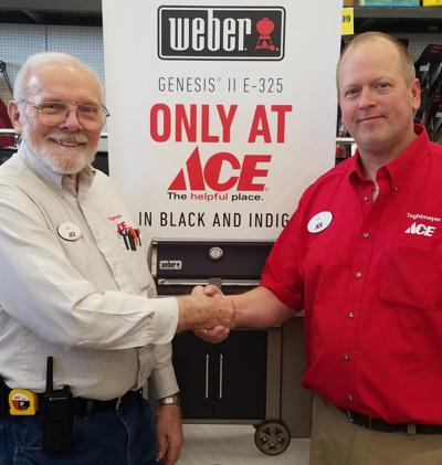 New manager at Ace Hardware in Auburn