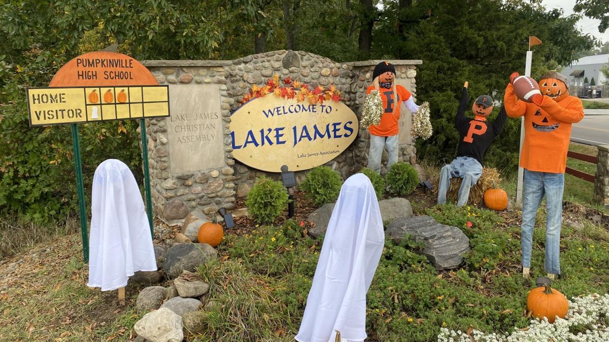 Halloween begins for Steuben County