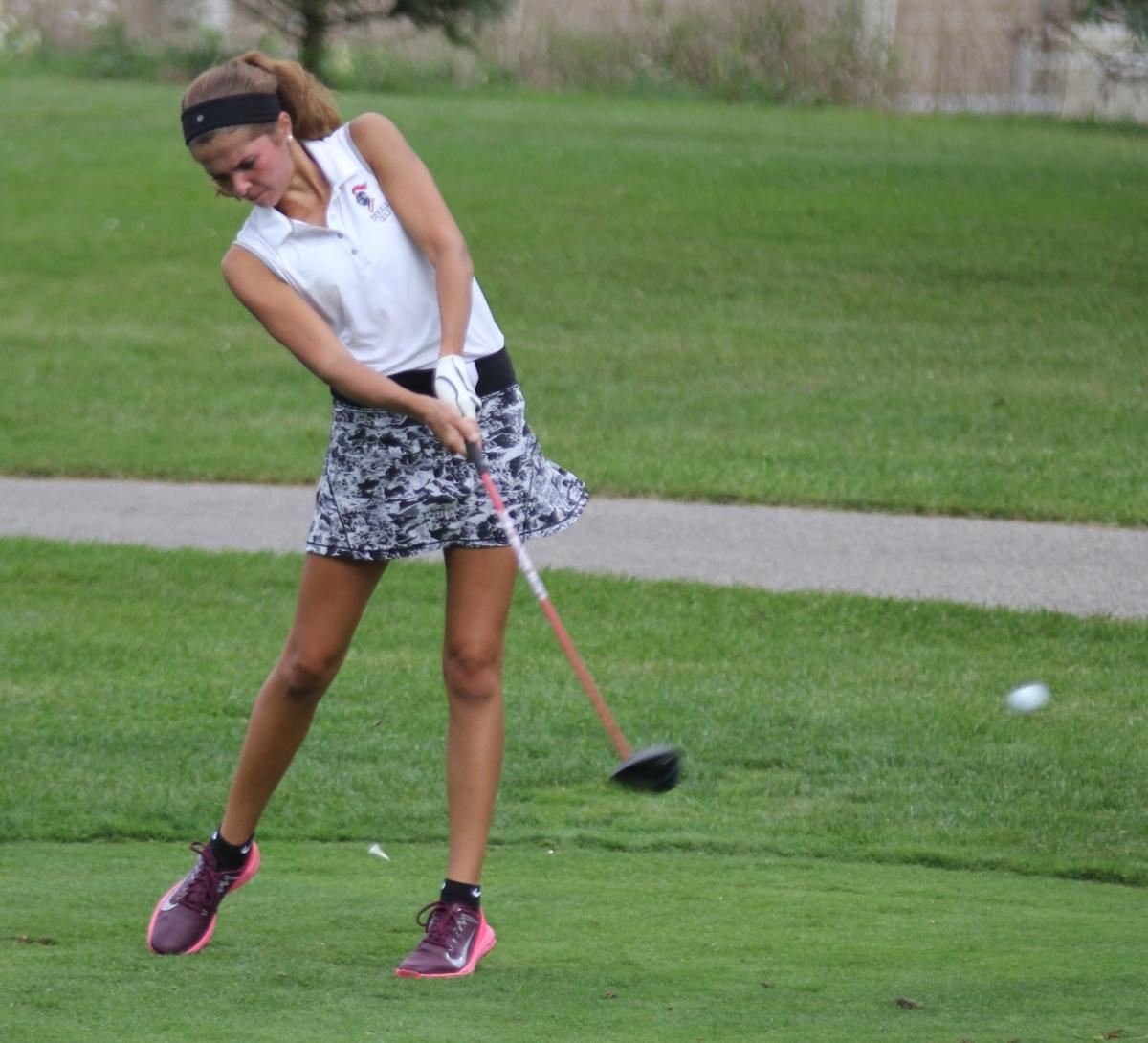 DeKalb golfer Ally Stuckey