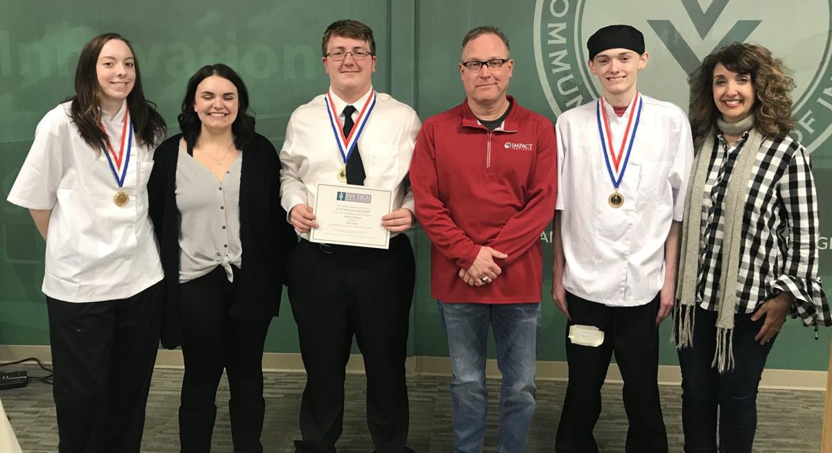 Impact Institute students qualify for state contests