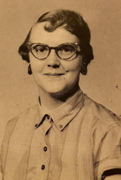 Mrs. Jane Hampshire