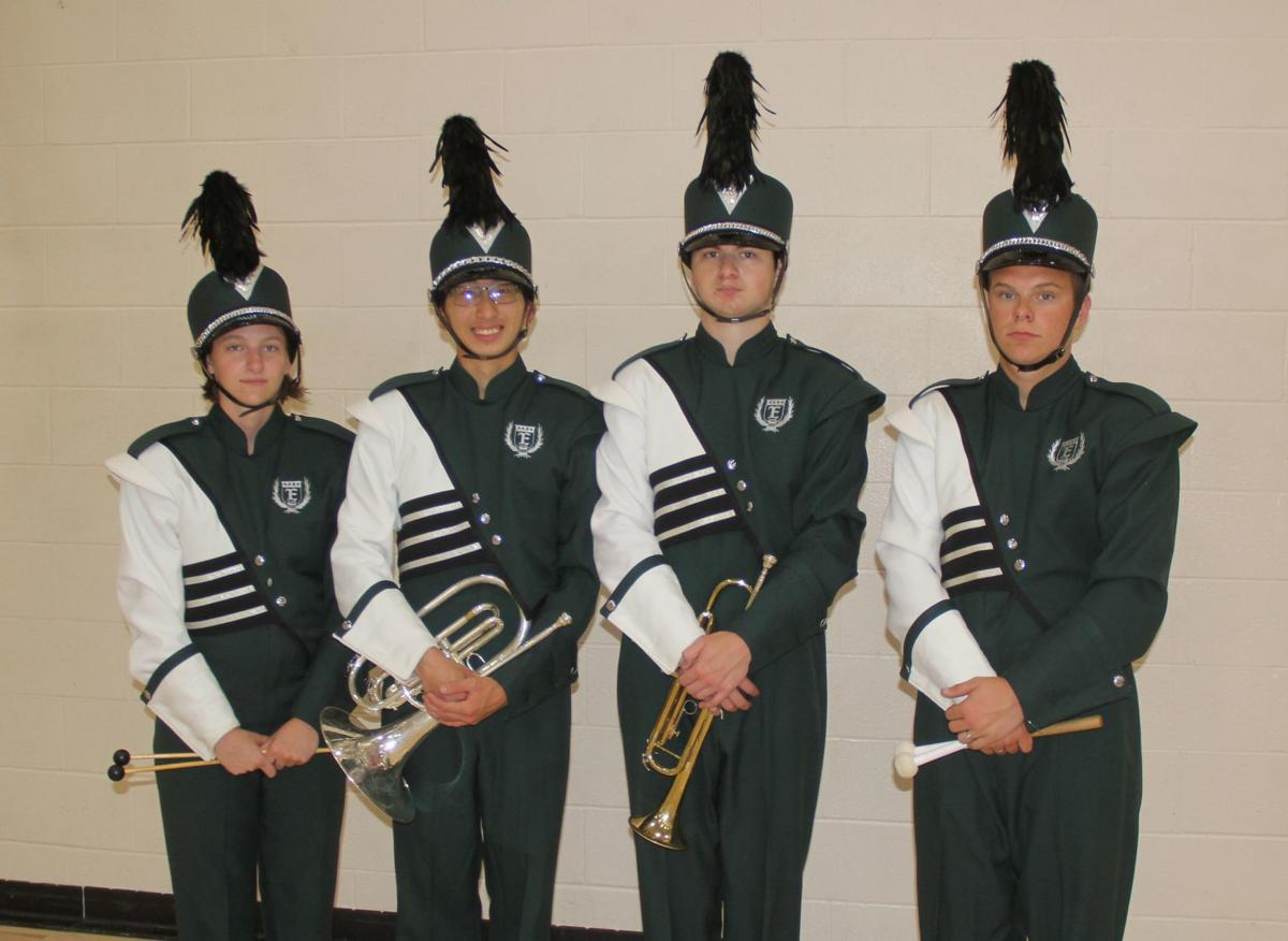Eastside band seniors