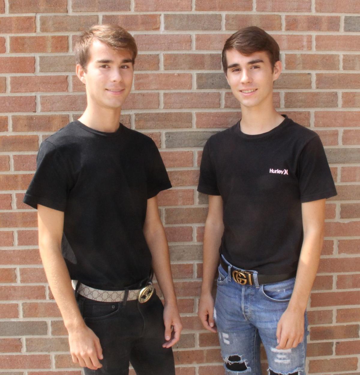 Braden and Brock Vinson