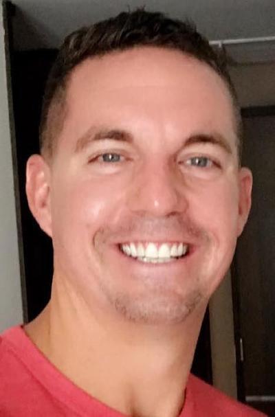 Professional baseball umpire Shane Livensparger