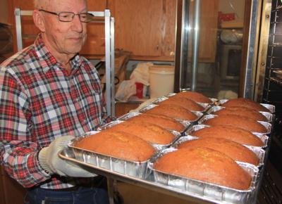 Holiday Loaf Lyle Holman