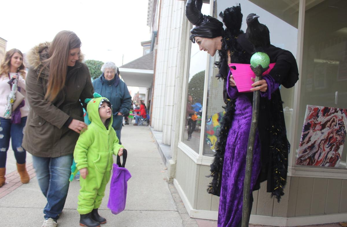 Meeting Maleficent