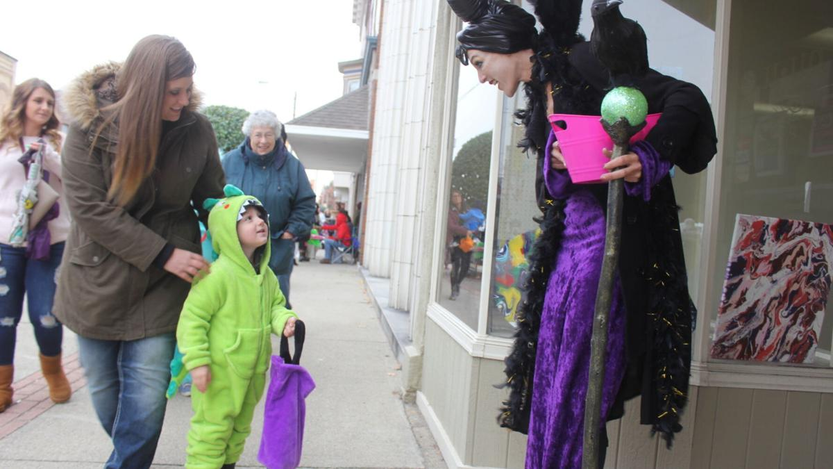 Halloween events, trick-or-treating coming up