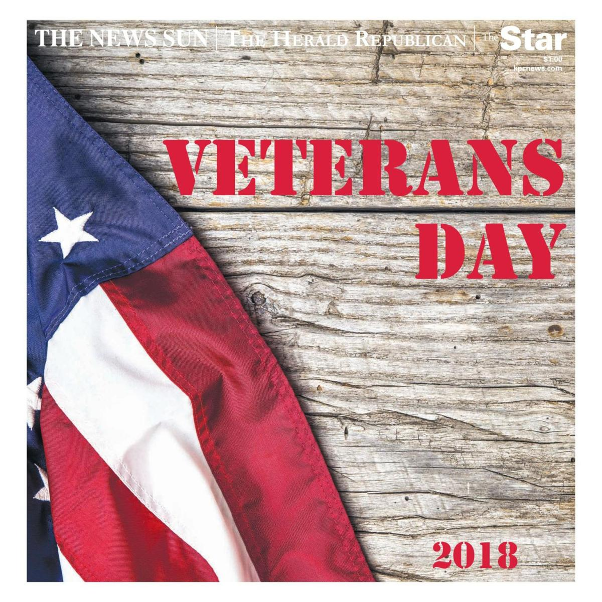 Veterans Day 2018