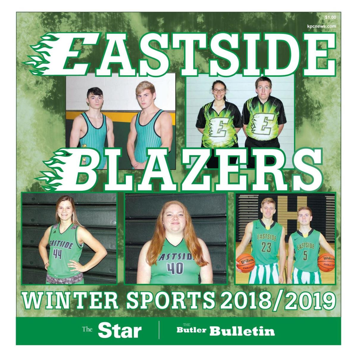 Eastside Blazers Winter Sports 2018/2019