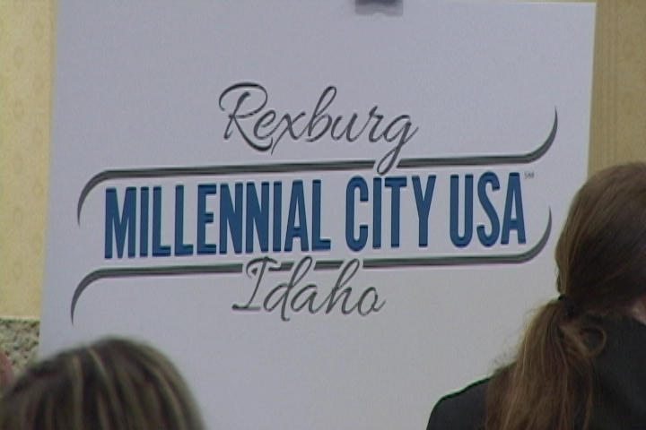 "Rexburg Named ""Millennial City USA"""