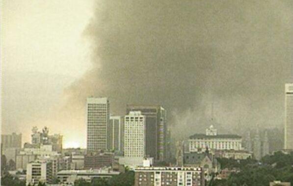 Aura Nielsen - Tornado! (Salt Lake City-August 11, 1999)