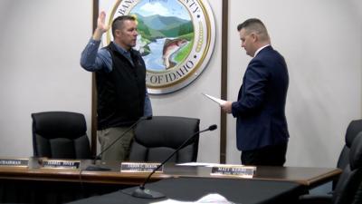 Bannock County officials sworn in