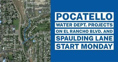 Pocatello street closures 2019_07