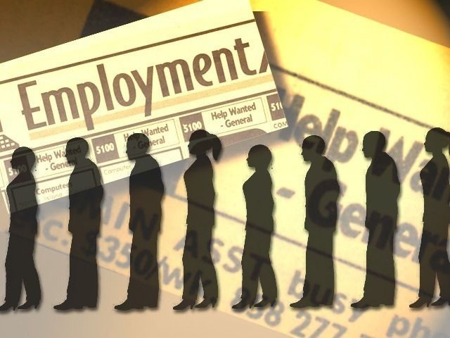 Unemployment rates climb in Lima region