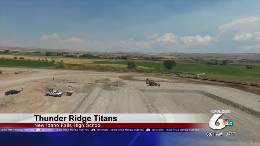 Idaho Falls High School Renamed Thunder Ridge Titans | Local News | kpvi.com