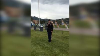 Virtual Ceremony for the first day of Idaho Field of Heroes