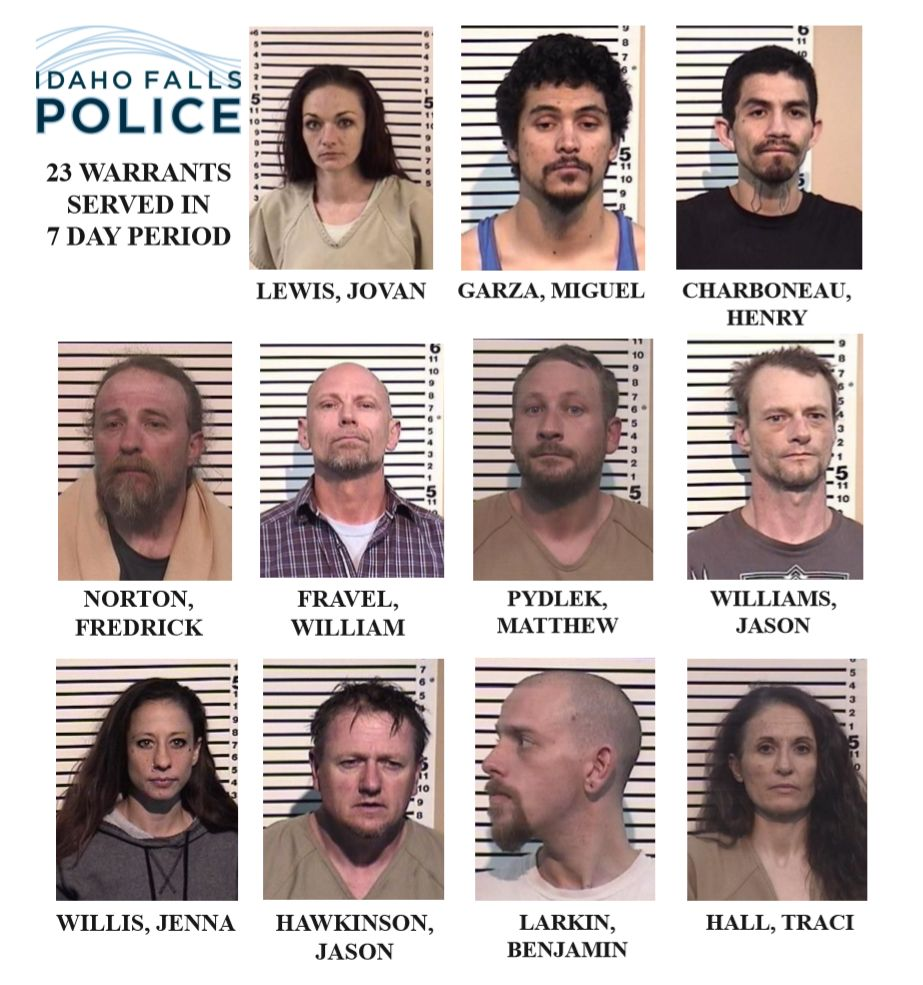 Pocatello Most Wanted