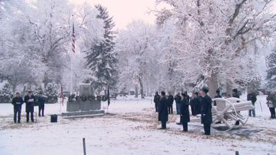 Wreaths to remember our service men and women