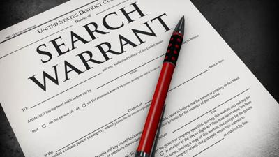 Search Warrant 01