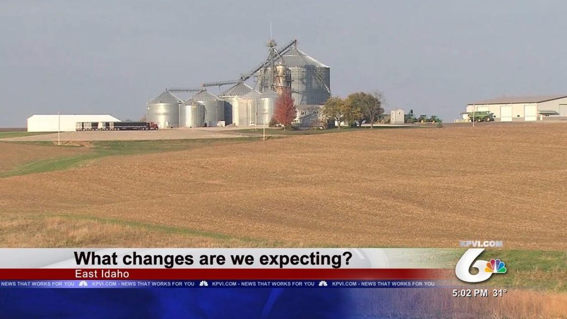 Climate Change Series Part 3: What changes are expected? - KPVI News 6