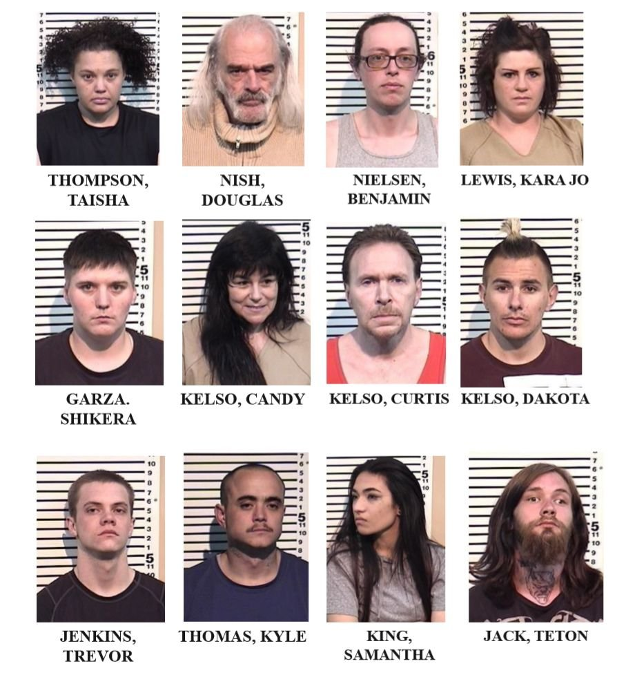 23 wanted criminals taken off the streets in Idaho Falls