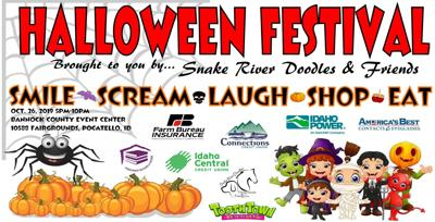 Eat Free On Halloween Pocatello 2020 Halloween Festival This Saturday, October 26th | Local News | kpvi.com