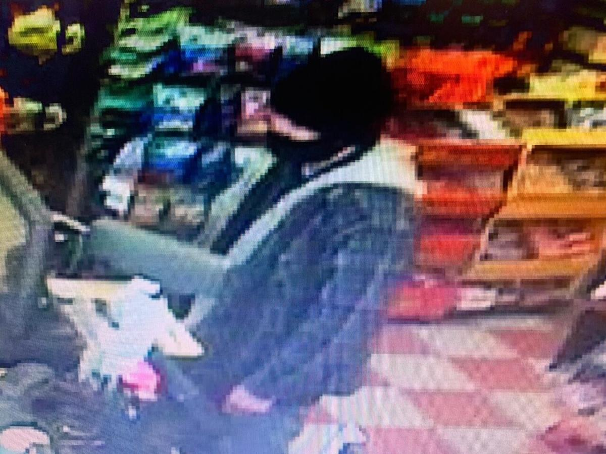 ARMED ROBBERY: Sheriff asking for public's help identifying suspect