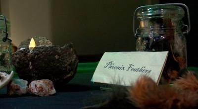 Muggles make magic at the museum